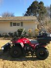 1994 Honda Fourtrax 300 4x4 Plow Storage Container Windshield Loaded! Nice!