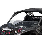 Tusk Removable Half Windshield Clear Can-Am Maverick X3 Max X RS Turbo R 2017 18