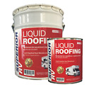 RV Liquid Rubber EPDM Roof Coating 6 Gallon - One Part - 15 YR Guarantee
