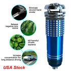 US Mini Auto Car Home Fresh Air Ionic Purifier Oxygen Bar O2 Ionizer Cleaner 12V