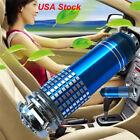 【USPS】Mini Car Fresh Air Ionic Purifier Oxygen Bar O2 Ionizer Cleaner Deodorize