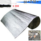 "86""x39"" Sound Insulation Proofing Deadener Mat Car Noise Control Dampening 6mm"