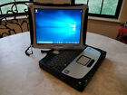 Panasonic Toughbook CF-19, CORE i5, 4GB RAM, 250GB HD, WIN 10 PRO VERY LOW HOURS