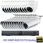 24Channel H.264 1080P DVR  960H 4-in-1 O5#1 AHD TVI 2.6MP Security Camera System