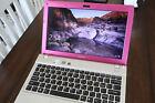 Sony VAIO Laptop - PINK - VPCYB15KX - w/ Windows 10 Installed