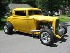 1932 Ford 3 Window Coupe Hot Rod 3 window coupe Wescott body