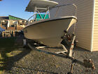 1998 Sea Ox 21 Center Console Used