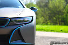 2014 BMW i8 Pure Impulse 2014 BMW i8 with Pure Impulse package with Custom wrap and color