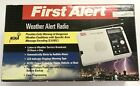 Sima First Alert Emergency Radio Controlled Weather Station WX-67 S.A.M.E Tech