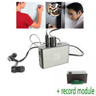 Spy Voice bug ear listen Sound recorder Through wall Microphone device Enhanced