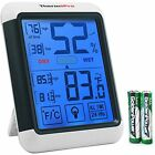 ThermoPro Temperature Indicators TP55 Digital Hygrometer Indoor Thermometer With