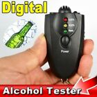 Car Alcohol Detector High Accuracy Tester Alcotest Alkohol LED Flashlight