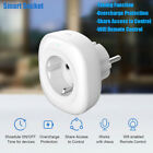 Timer Wireless EU Outlet Smart Plug WiFi Remote Control USB Power Socket