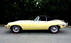 1969 Jaguar E-Type  1969 Jaguar E-Type