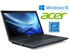 WINDOWS 10 LAPTOP   Acer Aspire 5733Z   Pentium P6200   4GB RAM   Socket G1 CPU