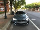 2014 BMW M6 Gran Coupe 2014 BMW Gran Coupe M6 Competition Package and BMW CPO fully transferable