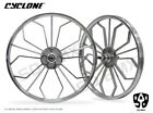 SDBMX CYCLONE Aluminium Alloy Mag Wheels Dragster Bike Custom Skyway Motomag BMX