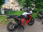 2015 KTM Adventure  2015 KTM 1190 Adventure R Loaded 3122 Miles One Owner Rumbux Akrapovic Touratech