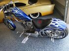 2007 Custom Built Motorcycles Chopper  2007 West Coast Choppers El Diablo II Jesse James