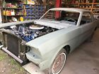 1966 Ford Mustang  1966 Mustang Coupe
