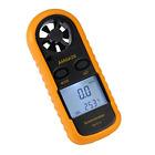 Amgaze Anemometer, Digital LCD Wind Speed Meter Gauge Air Flow Velocity Measurem