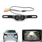 Car Vehicle RearView Reverse Backup Parking Camera Night Vision Waterproof 7 LED