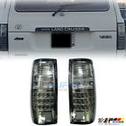 Crystal clear/Smoked Red LED Tail Light Set for 90-97Land Cruiser LC80 FJ80 4500