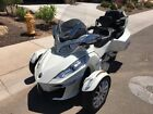 2015 Can-Am Spyder  2015 CanAm Spyder RT Limited