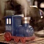 Creative Train Household Ultrasonic Aroma Diffuser USB Air Humidifier Blue