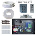 Complete Commercial Access Control Single 1 Door Package Lot Bundle Full Kit