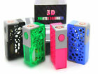 NEW Authentic YILOONG 3D PRINTED SQUONKER MECH Mod Box Kit IN STOCK
