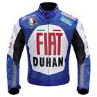 DUHAN Motorcycle Jacket Body Armor Protective Moto Jacket Pants FIAT Racing Gear