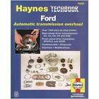 Haynes Ford automatic transmission overhaul manual techbook 10355
