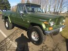 1970 Jeep J2000 Pickup  Jeep J2000 Pickup, Classic, Fresh Complete Restoration