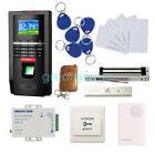 Fingerprint RFID+Password Entry Access Control System + 280KG Magnetic Door Lock