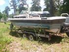 1979 Imperial Vc230 Powerboat w Motor & Trailer, Colfax LA  No Fees & No Reserve