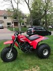 1985 Honda 250sx Atc Survivor! Nice Three Wheeler!