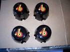 NOS 1986-1987 Buick Grand National wheel caps (4)