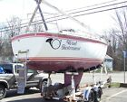Cal 25 Sailboat w/Diesel Engine and Trailer: New Low Price!