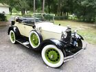 1929 Ford Model A  1990 Shay 1929 Ford Model A Replica Roadster Garage Barn Find NO RESERVE