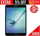 """Samsung Galaxy Tab S2, SM-T819Y 9.7"""" 64GB  WIFI Octa Core 3 GB Ram Black"""