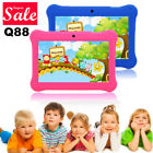 """Tablet PC 16GB 7"""" Android Wifi Quad Core Educational Apps Best Gift For Kids MX"""