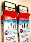 2 Honeywell Type H Allergen Remover HEPA Air Purifier Filter HRF-H1 Lot of 2