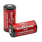 2x (Pack of 2) Surefire CR123A Lithium Battery 3v EXP. 09/2027 *USA SELLER*