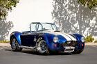 1965 Shelby Cobra  helby Cobra CSX1017
