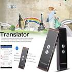 Portable Smart Wireless 2 Way Real Time Multi-Language Instant Voice Translator