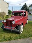 1949 Willys 4-73 Sedan Delivery  1949  WILLYS JEEP