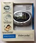 Protocol shake-n-wake vibrating and/or sound pillow alarm - new/sealed in box