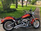 2007 Harley-Davidson Fat Boy FLSTF  Harley Davidson, 2007 Fat boy