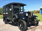 "1930 Ford Model A  1930 Ford Model A Police Patrol ""Paddy Wagon"""
